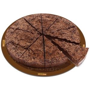 چیز کیک شکلات بیسکوییت