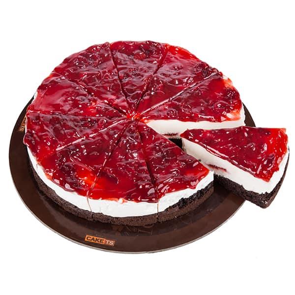 چیز کیک آلبالو