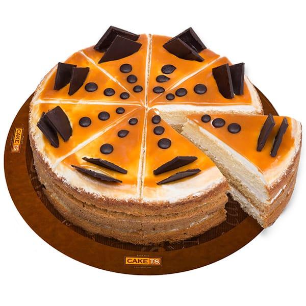 کیک دلسه دلاچه