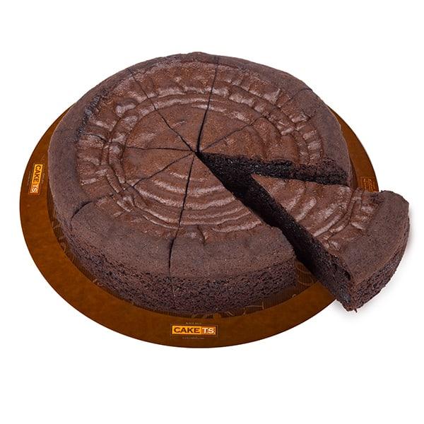 کیک فرنچ چاکلت
