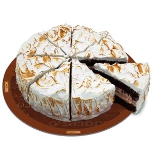 کیک مرنگ فندق