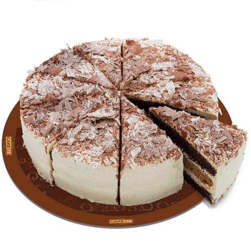 کیک موکا