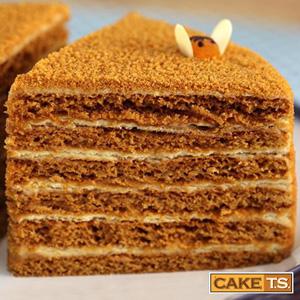 طرز پخت کیک بالی ترد