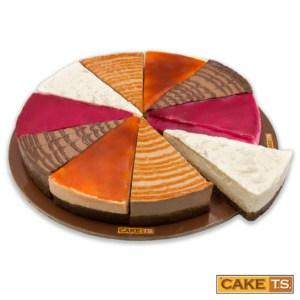 انواع کیک کافی شاپی